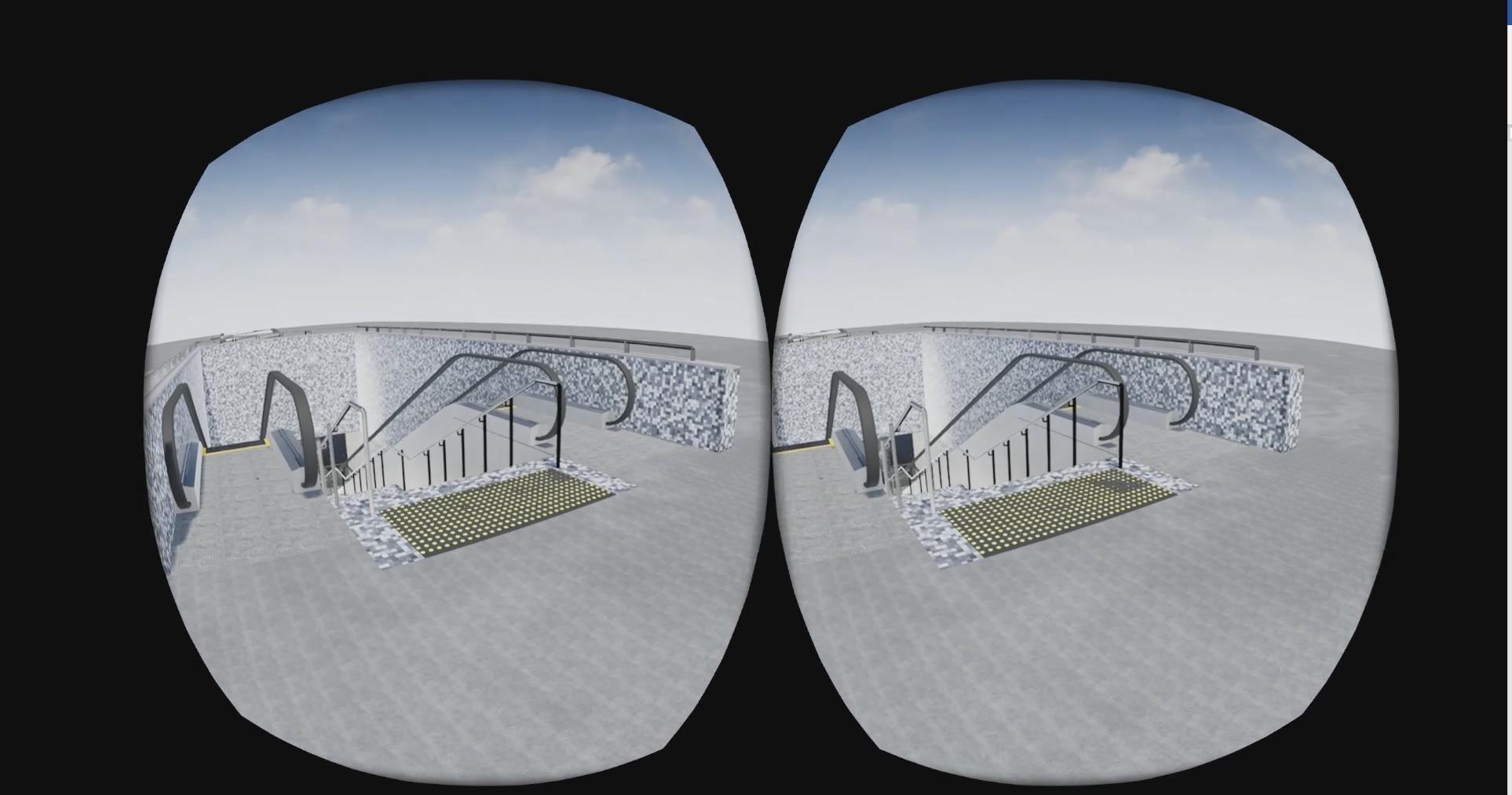 The escalators of access